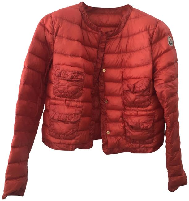 Item - Coral Eden Down Puffer Boxy Jacket Size 4 (S)