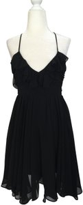 Aryn K short dress Black on Tradesy