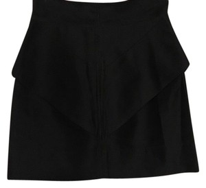 Camilla and Marc Mini Skirt black