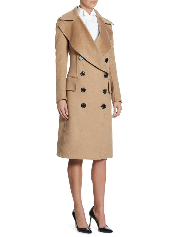 draped green olive trench solid coat p drapes maternity