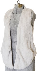 The Battalion Fauxfur Fur Cozy Faux Fur Vest
