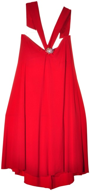 Preload https://item5.tradesy.com/images/mkm-designs-red-mid-length-cocktail-dress-size-10-m-22662234-0-1.jpg?width=400&height=650