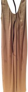 Tan Maxi Dress by Hoss intropia Maxi Belted