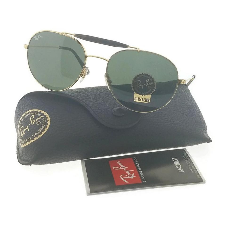 f10e6d8a33 Genuine Ray Ban Aviator Replacement Lenses