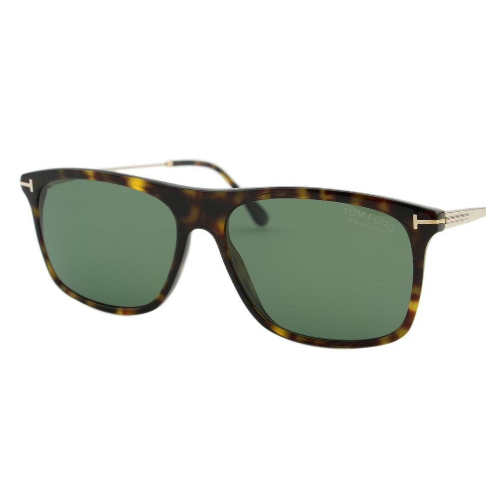aed923783e89 Tom Ford New 2018 Men Tom Ford Max-02 TF0588 Polarized Wayfarer Sunglasses  Image 0 ...