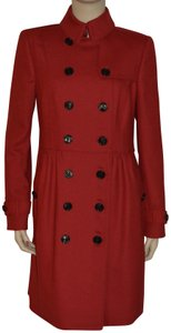 Burberry Wool New Trench Coat