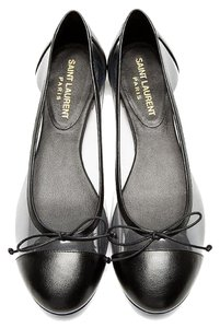 Saint Laurent Black Flats