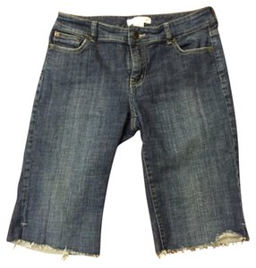 White House | Black Market Denim Shorts