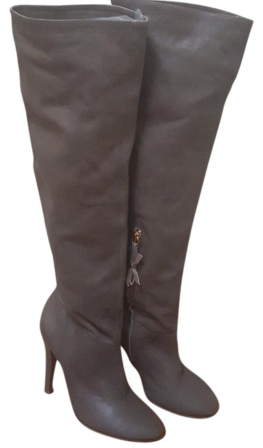 Item - Grey Rt0040 Boots/Booties Size US 7 Regular (M, B)