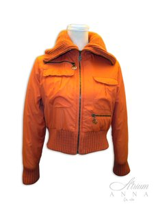 Roccobarocco Orange Jacket