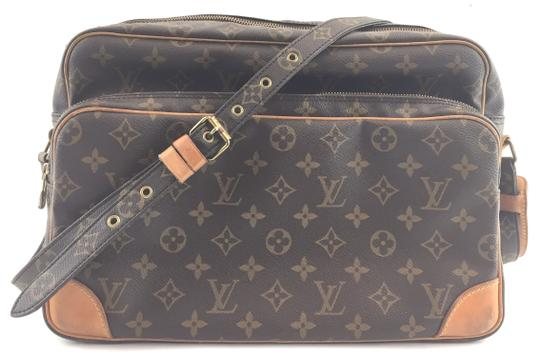 Preload https://item4.tradesy.com/images/louis-vuitton-amazon-two-compartment-long-shoulder-messenger-16091-monogram-canvas-and-vachetta-leat-22664613-0-1.jpg?width=440&height=440