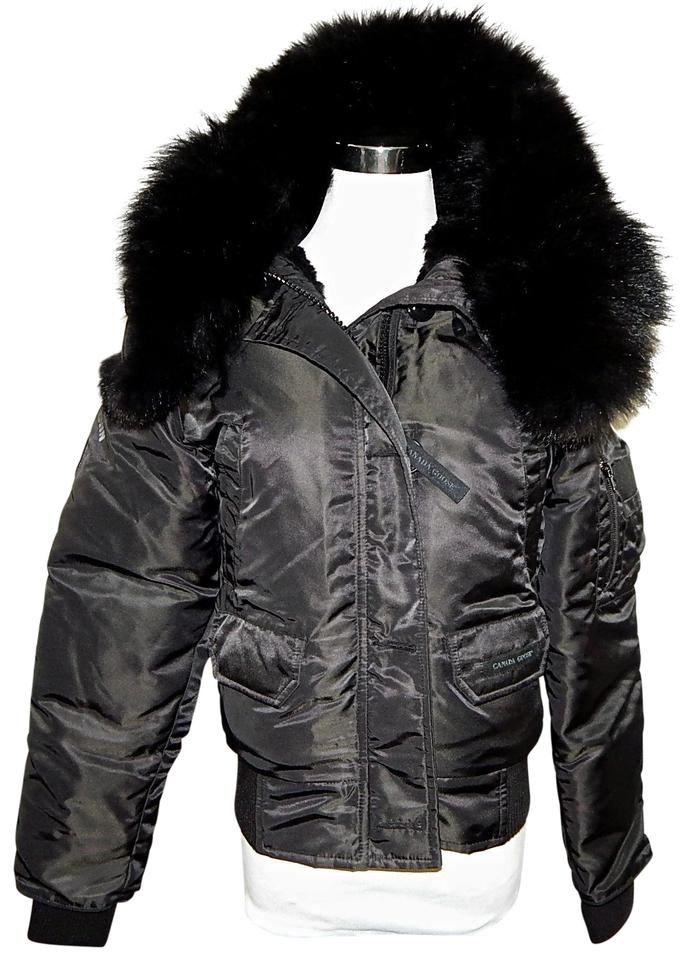Canada Goose Black X October S Very Own Chilliwack Fur