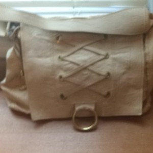 Other Textured Flap Front Shoulder Bag