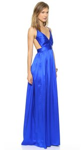 Cobalt Maxi Dress by ONE by Contrarian