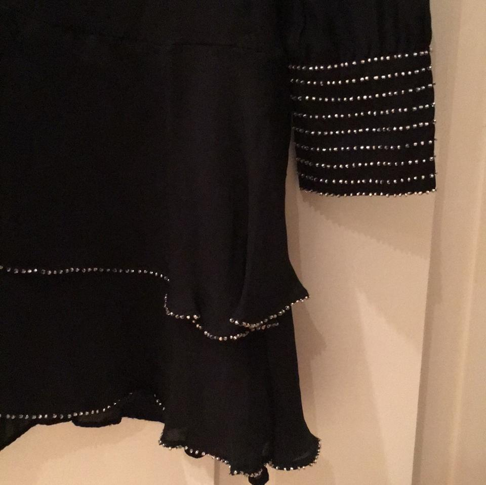 ddccb4587ef Parker Black Chrissy Short Night Out Dress Size 6 (S) - Tradesy