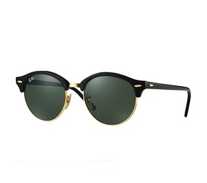 Ray-Ban NEW Rayban RB 4246 901 Club round Sunglasses - FREE 3 DAY SHIPPING