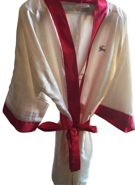 Item - Beige Society By Red Robe Gown Pajamas Cover Women Cover-up/Sarong Size OS (one size)