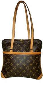Louis Vuitton Coussin Leather Monogram Gm Shoulder Bag