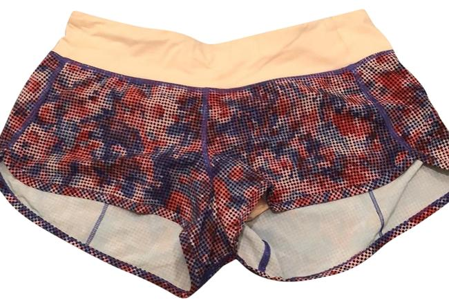 Item - Pink Purple Red Speed Shorts Size 6 (S, 28)