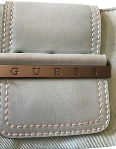 Guess Tote in Baby Blue