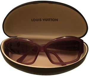 8618e012260d Pink Louis Vuitton Sunglasses - Up to 70% off at Tradesy