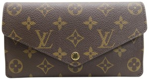 Louis Vuitton Louis Vuitton Monogram Jeanne Wallet