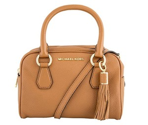 Michael Kors Mercer Tote Satchel in brown