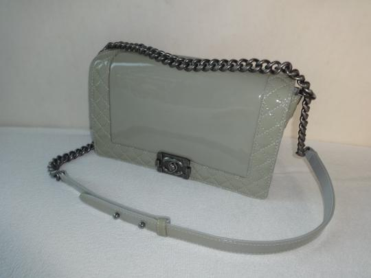 8061fdd51737 Chanel Patent Leather Boy Bag | Stanford Center for Opportunity ...