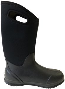 Bogs Casual Winter Waterproof black Boots