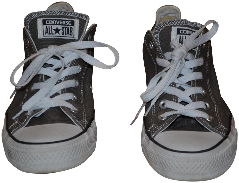 134a033f7282 Converse Gray All Stars Sneakers Size US 10 Regular (M
