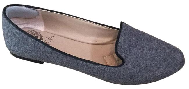 Item - Grey Flats Size US 8.5 Regular (M, B)