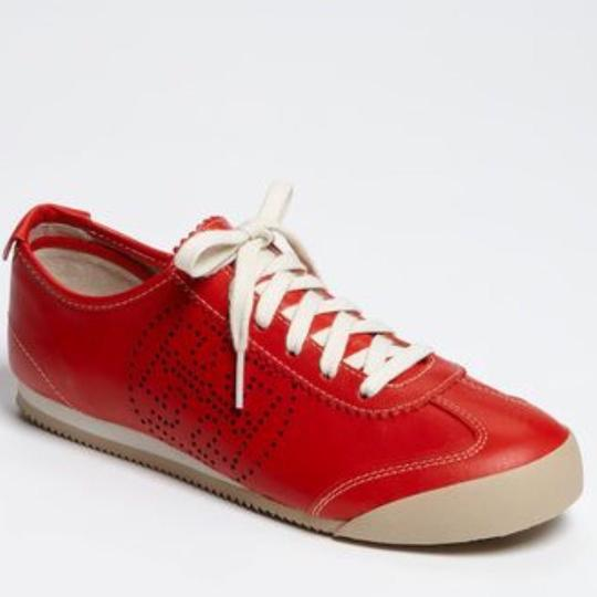 Tory Burch Red Athletic Image 1