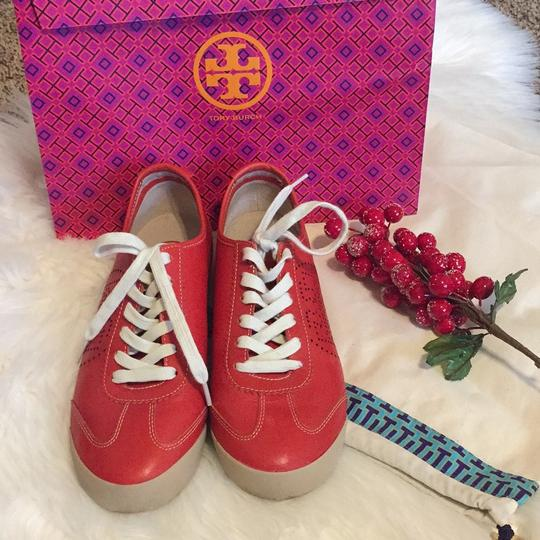 Tory Burch Red Athletic Image 2