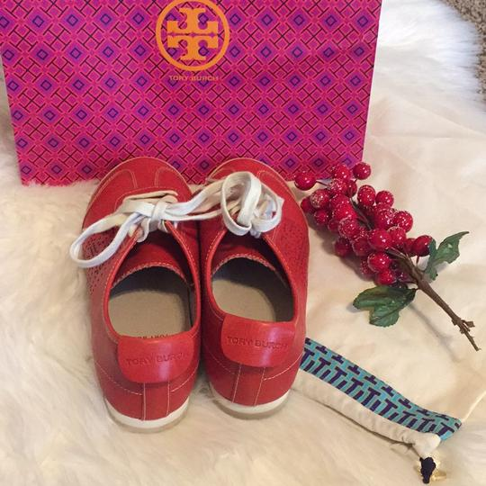 Tory Burch Red Athletic Image 3