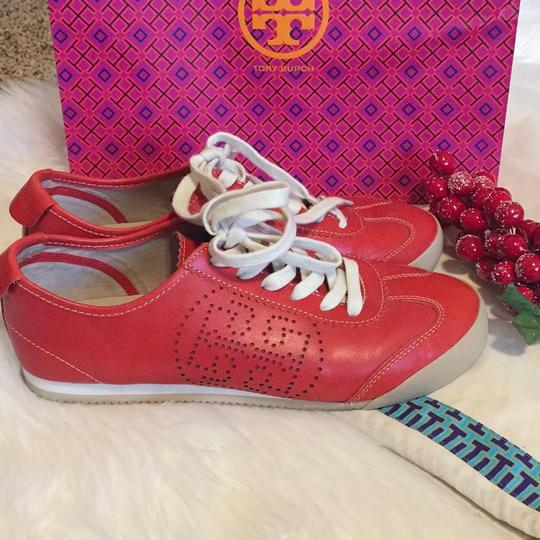 Tory Burch Red Athletic Image 7