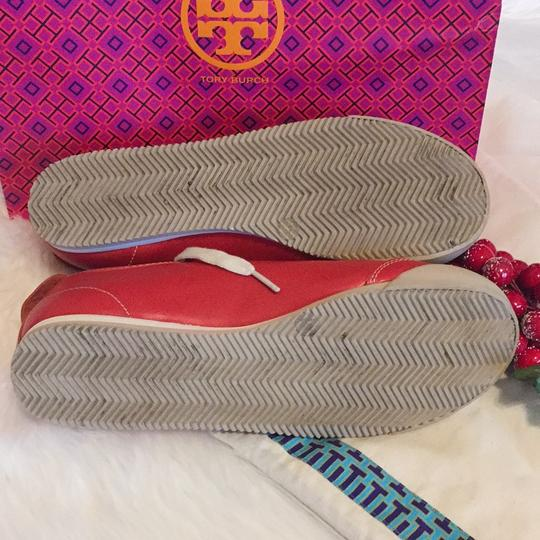Tory Burch Red Athletic Image 8