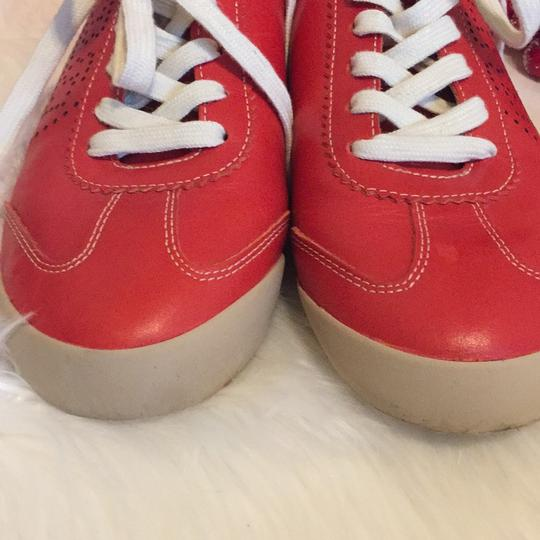 Tory Burch Red Athletic Image 9