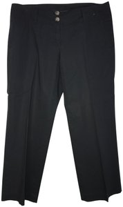 Theory Belted Capris Black