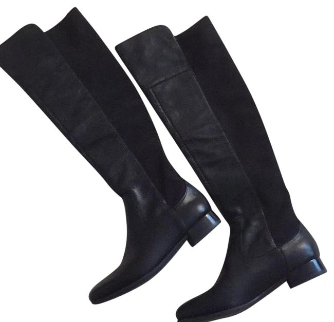 Louise et Cie Black Over The Knee Boots/Booties Size US 6.5 Regular (M, B) Louise et Cie Black Over The Knee Boots/Booties Size US 6.5 Regular (M, B) Image 1