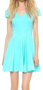 Amanda Uprichard short dress Mint on Tradesy