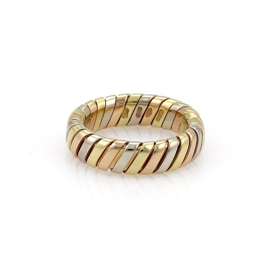 Preload https://item4.tradesy.com/images/bvlgari-rose-yellow-white-tubogas-18k-tricolor-gold-55mm-wide-band-size-6-ring-22669938-0-0.jpg?width=440&height=440