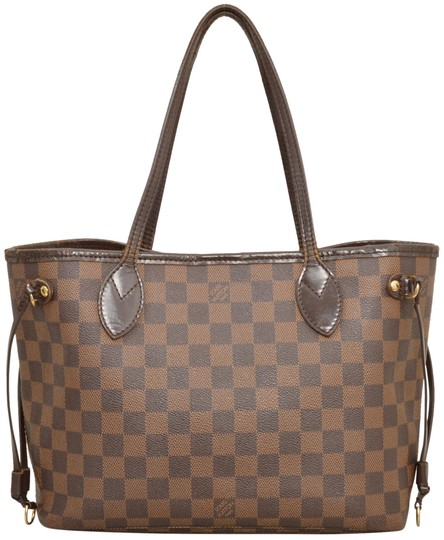 Preload https://item2.tradesy.com/images/louis-vuitton-neverfull-pm-damier-ebene-canvas-tote-22669941-0-1.jpg?width=440&height=440