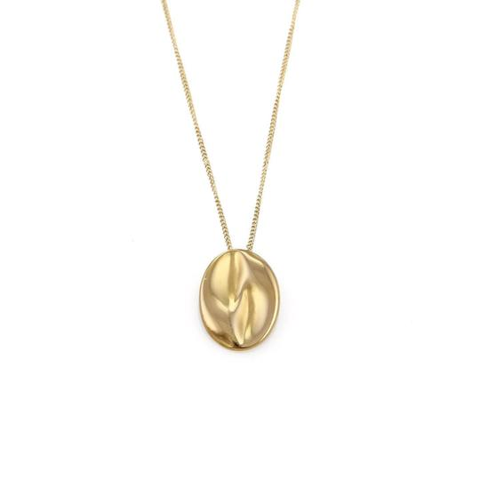Preload https://img-static.tradesy.com/item/22669969/tiffany-and-co-54983-peretti-24k-gold-oval-pendant-18k-yellow-gold-chain-necklace-0-0-540-540.jpg