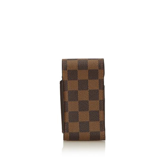 Louis Vuitton Damier Ebene Etui Cigarette Case