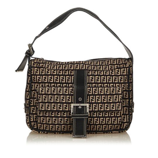 Preload https://item5.tradesy.com/images/fendi-zucchino-brown-fabric-x-jacquard-x-leather-x-suede-shoulder-bag-22670219-0-0.jpg?width=440&height=440