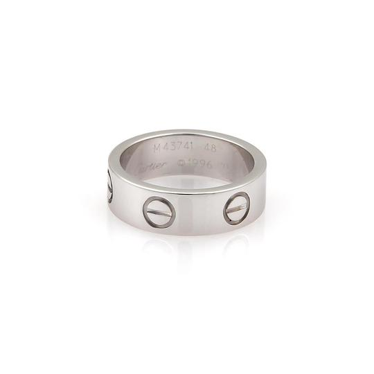 Preload https://item5.tradesy.com/images/cartier-love-18k-white-gold-55mm-wide-band-ring-size-eu-48-us-425-22670319-0-0.jpg?width=440&height=440