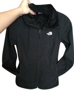 The North Face Small Fur Black Jacket