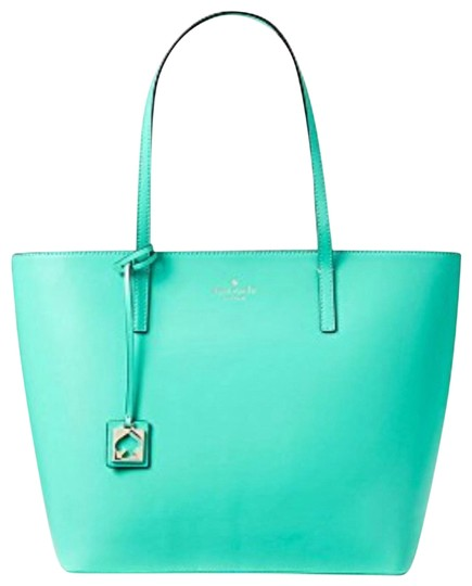 Preload https://item1.tradesy.com/images/kate-spade-haven-street-maxi-blue-soft-leather-tote-22670510-0-1.jpg?width=440&height=440