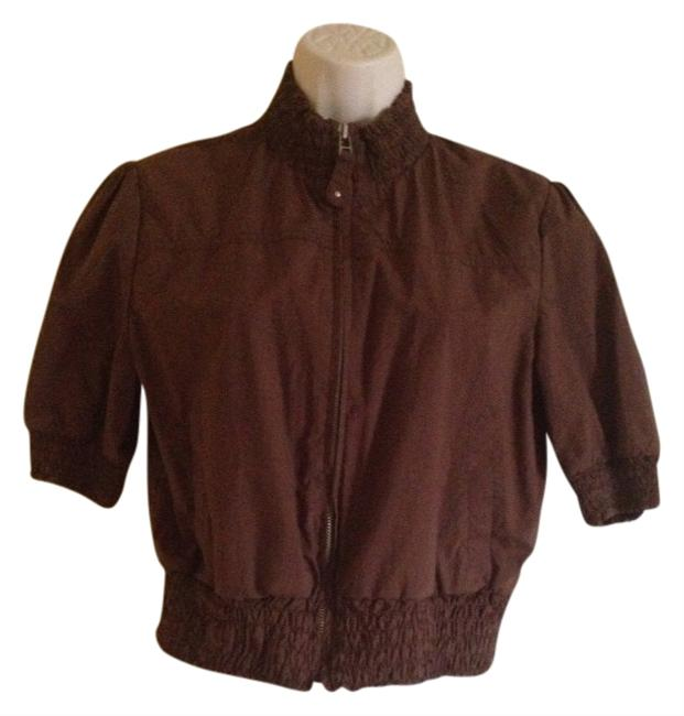 Sugarfly Brown Jacket