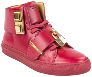 Buscemi Deep Red Athletic